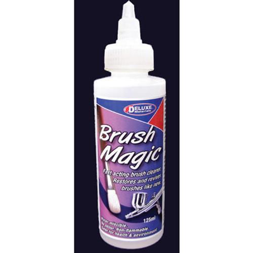 DELUXE MATERIALS - Brush Magic, 125ml (AC19) 5060243901354
