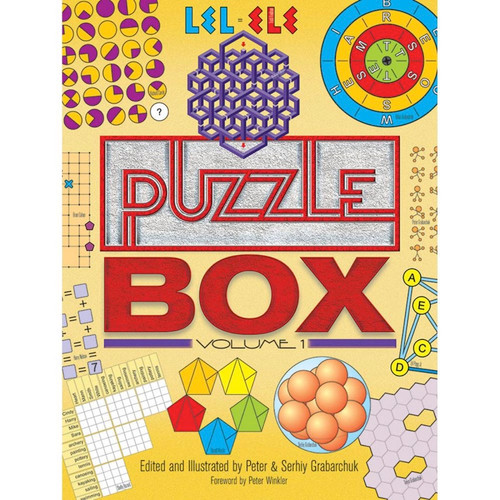 DOVER - Puzzle Box Vol. 1 (DOV-10041) 800759810048