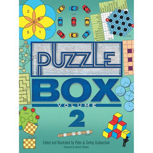 DOVER - Puzzle Box Volume 2 (DOV-13486) 800759813483