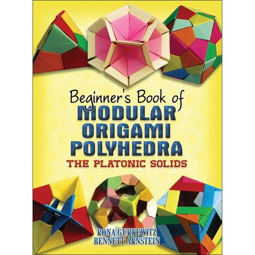DOVER - Beginner's Book Of Modular Origami (DOV-46172) 800759461721
