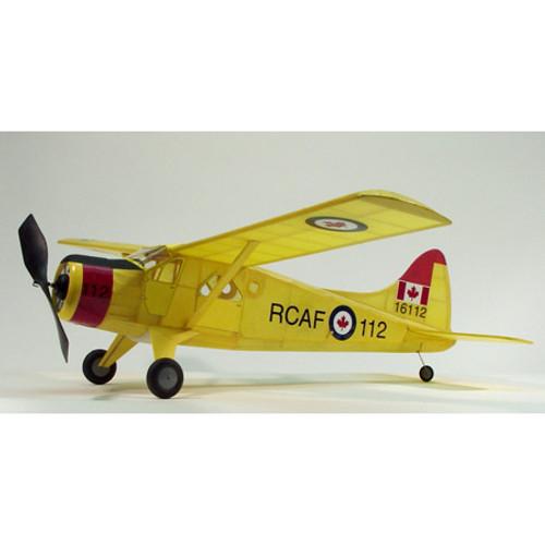 "DUMAS - DH C-2 Beaver, 30"", Balsa Wood Airplane Model Kit (306) 660141003065"