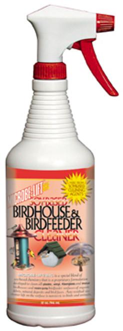 ECOLOGICAL LABORATORIES - Bird House & Bird Feeder Cleaner - 32oz. (ELSBBC32) 097121200327