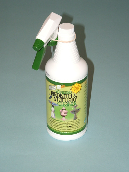 ECOLOGICAL LABORATORIES - Bird Bath & Statuary Cleaner - 32 oz. (ELSBSC32) 097121200242