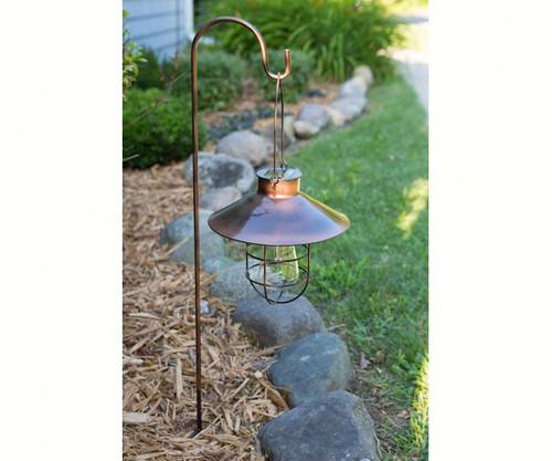 ECHO VALLEY - Marine Pendant Style Edison Lunalite Solar Lantern EV4522 042338045223
