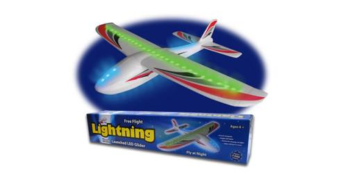FIREFOX TOYS - Lightning LED Glider 20 0820103963213