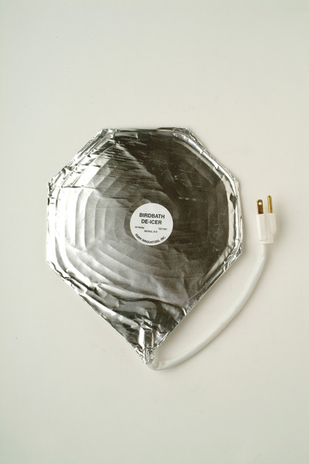 FARM INNOVATORS - Electric Deicer for Bird Bath (44 Watts) (FIB9) 085045000093