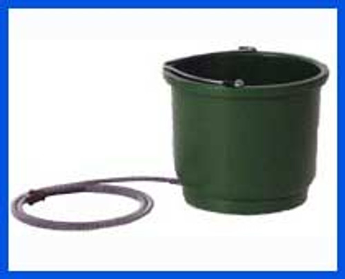 FARM INNOVATORS - Heated Bucket - 2 Gal. (FIHB60) 085045003605