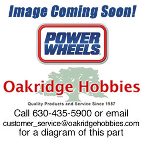 FISHER-PRICE POWER WHEELS - 00801-1712 Cotter Pin for Ford F-150 - Power Wheels Replacement Part