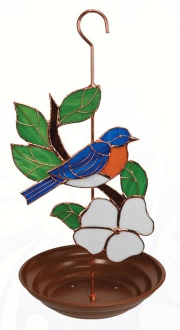 GIFT ESSENTIALS - Bluebird Bird Feeder GE178 645194901780