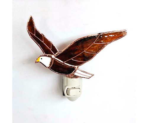 GIFT ESSENTIALS - Bald Eagle - Night Light (GE280) 645194902800