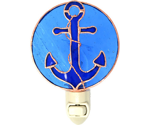 GIFT ESSENTIALS - Anchor Nightlight GE290 645194902909
