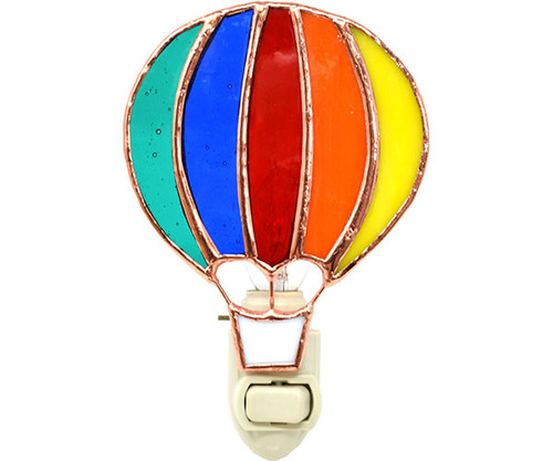 GIFT ESSENTIALS - Hot Air Balloon Nightlight GE306 645194903067