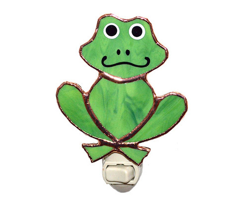 GIFT ESSENTIALS - Frog Nightlight GE320 645194903203