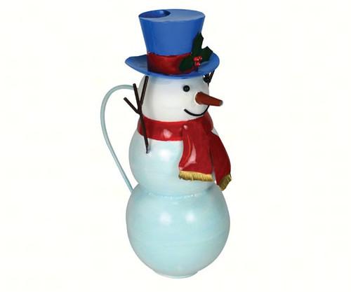 GIFT ESSENTIALS - Snowman Watering Can (GEBLUEG550) 804414915505