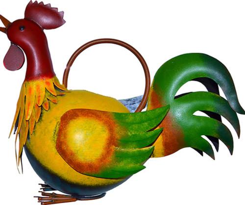 GIFT ESSENTIALS - Rooster Watering Can (GEBLUEG574) 804414915741