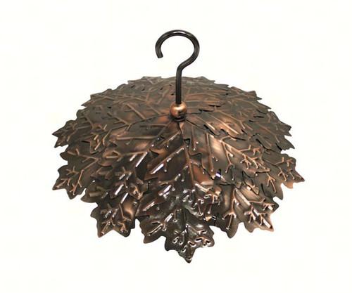 HEATH - Copper Leaf 10 inch Feeder Rain Guard HEATHRG2 085199180023