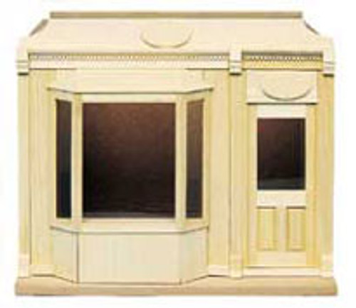 "HOUSEWORKS - 1"" Scale Dollhouse Miniature - Bay Window Shop Kit (9992) 022931099922"