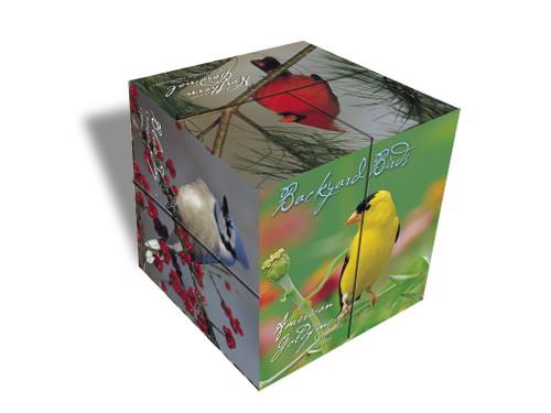 IMPACT PHOTOGRAPHICS - Backyard Birds - Photo Cube (IMP24PC) 802285060027
