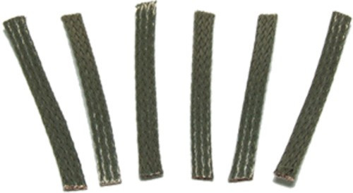SCALEXTRIC - 1:32 Slot Car Braid Pack of 6 (C8075) 5010963580759