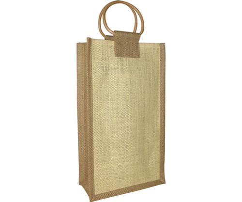 BELLA VITA - J2 Neutral - Jute Bottle Bags (J2NEUTRAL) 822372172020