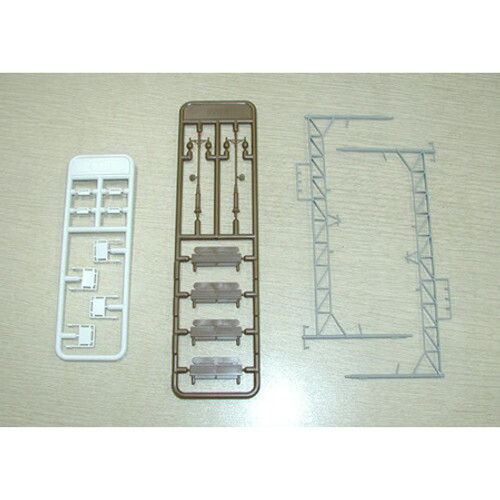 KATO - N Suburban Station Accessories - Train Accessories (N Scale) (23212) 4949727504087