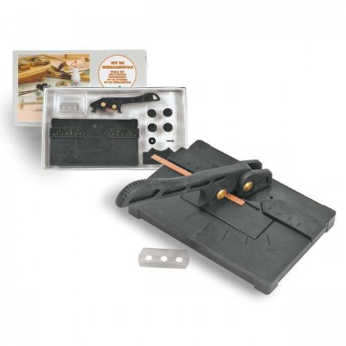 ARTESANIA LATINA - Multi Cutter Set Inches/Centimeters, Wood Modeler's Tool (27004) 8421426270044