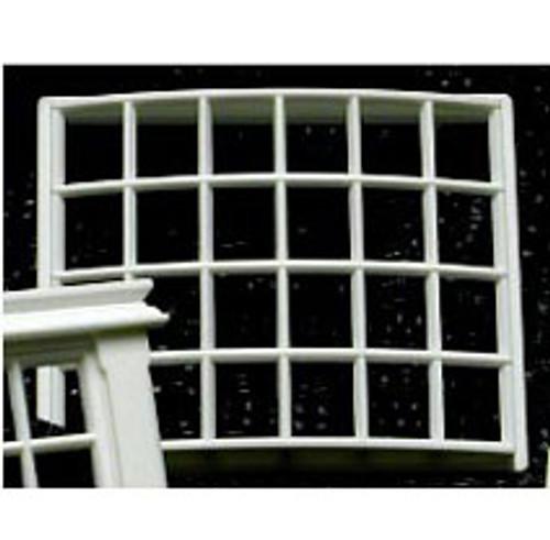 """MODEL BUILDERS SUPPLY - 1/2"""" Scale Bay Window Dollhouse Miniature (J2406)"""