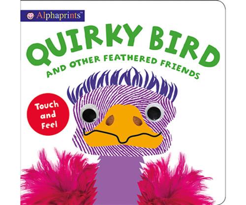 MACMILLAN - Quirky Birds Book (MPS0312525255) 9780312525255