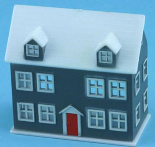 MULTI MINIS - 1 Inch Scale Dollhouse Miniature - 2 Inch School Dollhouse (MUL5570) 749939620247