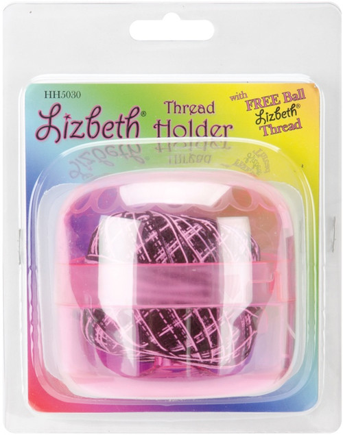 HANDY HANDS - Lizbeth Thread Holder-Pink (Hh50-30) 769826050308