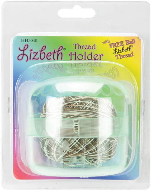 HANDY HANDS - Lizbeth Thread Holder-Green (Hh50-40) 769826050407