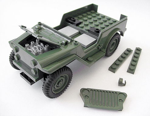 COBI - Building Bricks Blocks