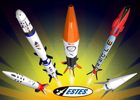 Rocket Model Kits