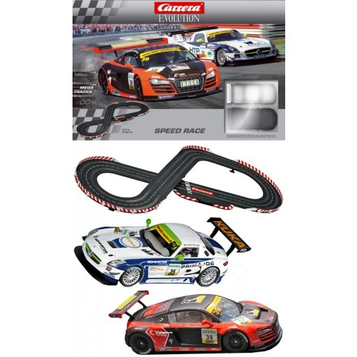 CARRERA - ANALOG (Traditional) Slot Car Race Sets