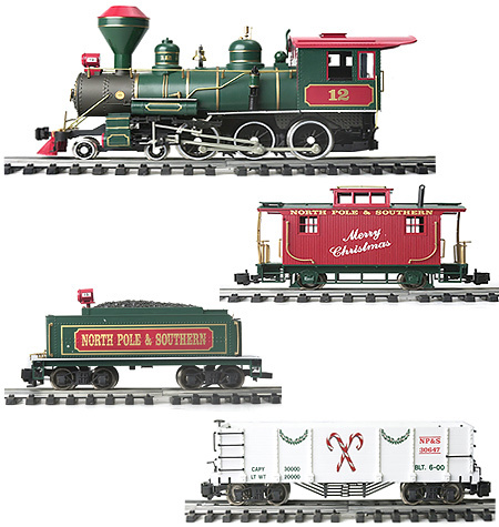 G Scale TRAIN SETS