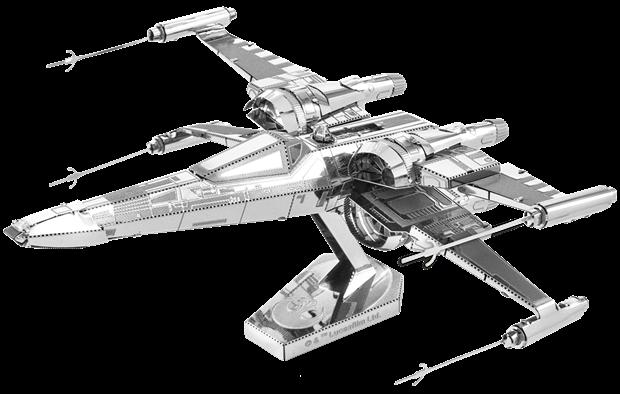 3-D Metal Earth Puzzle Models