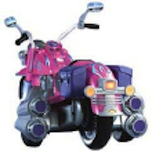 Power Wheels 74370 Harley Ride-on Motorcycle Parts