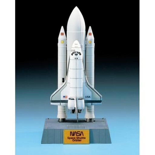 Space Craft Plastic Models