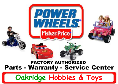 Power Wheels - Popular Vehicles Parts Reference