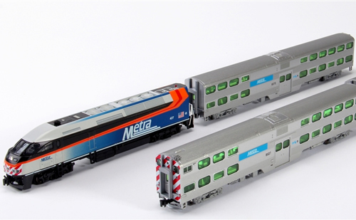 Electric Trains - N Scale