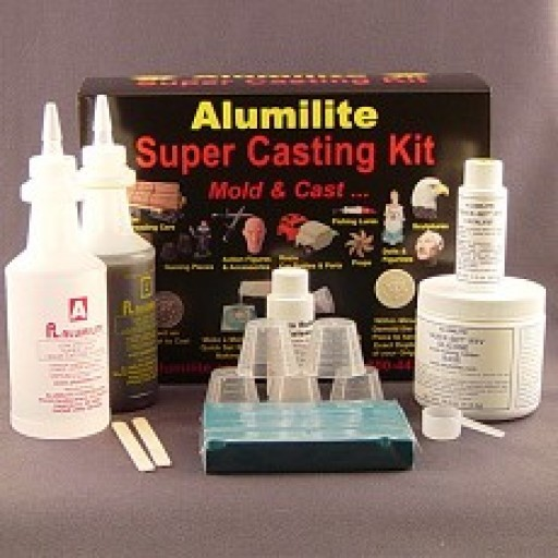 Casting Resins and Rubber Mold Making Supplies