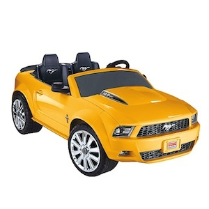 Power Wheels CHP08 Ford Mustang Parts