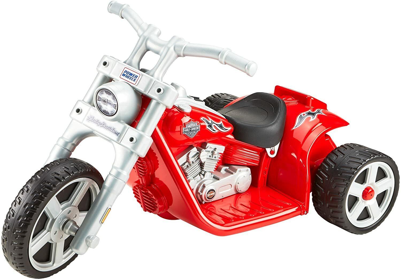 Harley Motorcycle (6V)