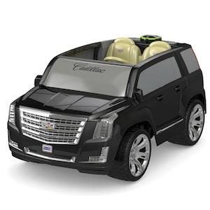 Power Wheels CDD12 Cadillac Escalade Parts