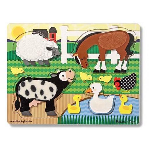 Children's Fuzzy Puzzles