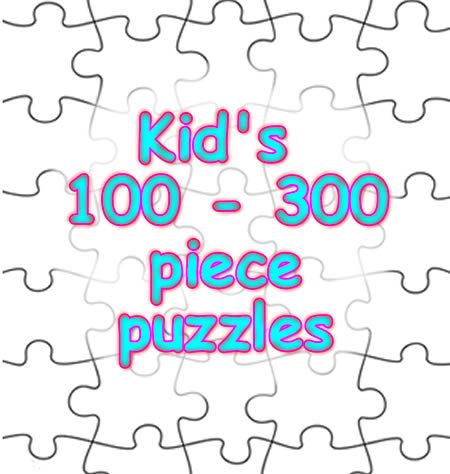 Children's 100 - 300 PIECE Puzzles