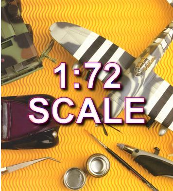 1:72 Scale Model Kits