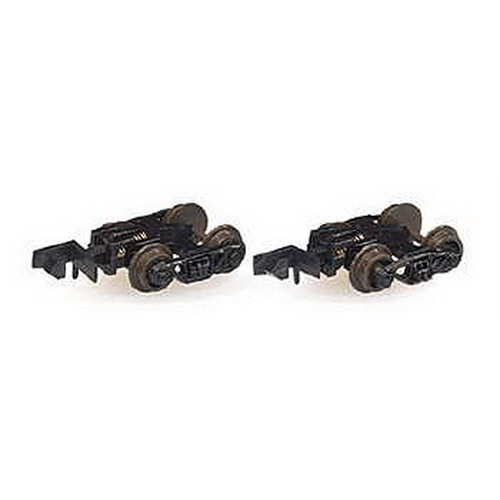 N Scale TRAIN PARTS (Couplers, Wheels, Details)