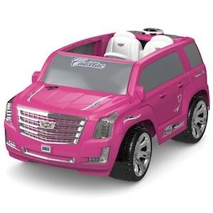 Power Wheels CDD13 Barbie Cadillac Escalade Parts