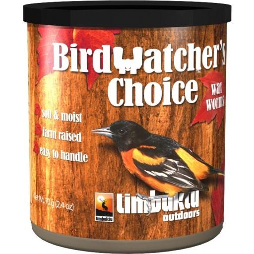 Bird Food - Mealworms and Grubs